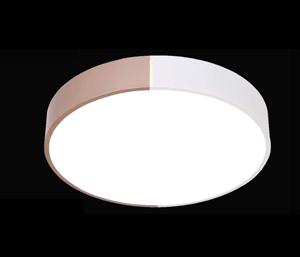 LJ鐵藝臥室燈 6338小圓金色